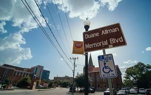 Duane Allman Boulevard