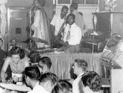 Little Richard at the Tic Toc Room