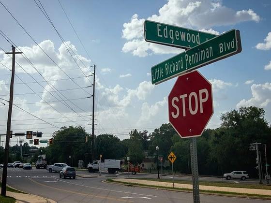 Little Richard Penniman Boulevard