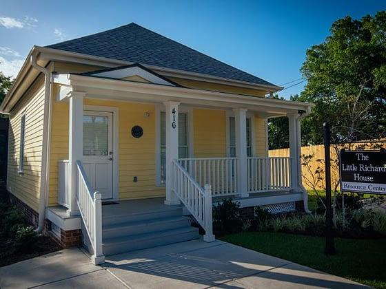 Little Richard's Childhood Home